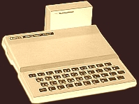 Timex-Sinclair 1000 -- My First PC